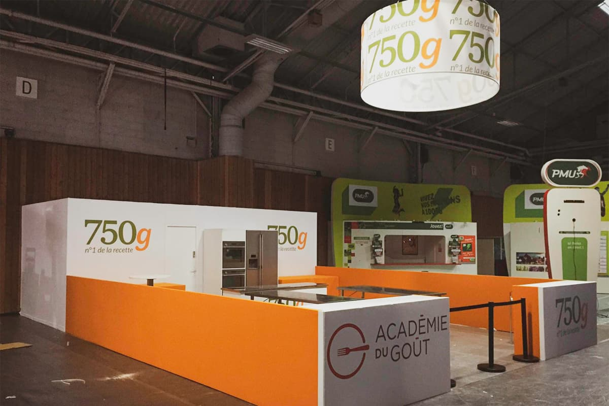 Stand 750g