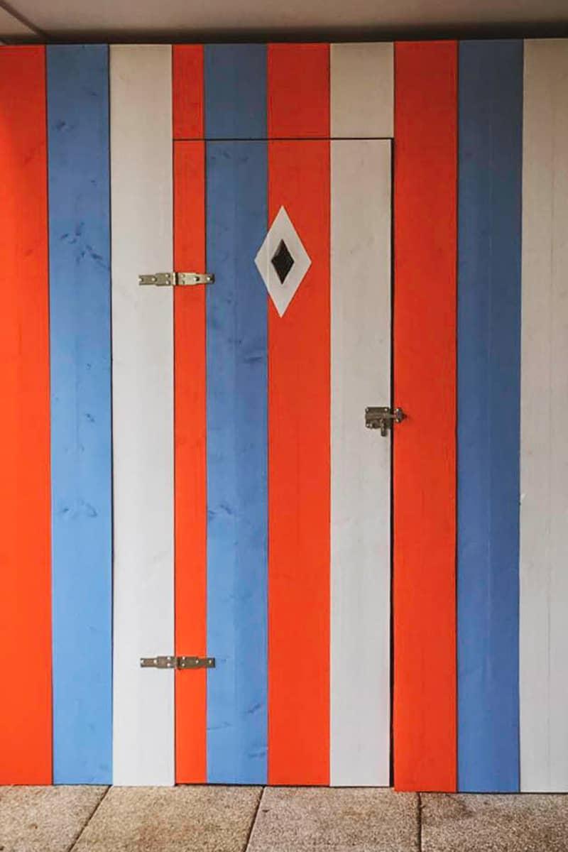 3abcrea-Cabane effet cabines de bain de Deauville